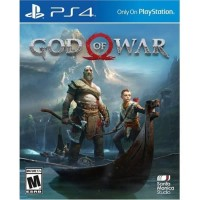 GOD OF WAR PS4 REG 3 / REG ALL ENGLISH