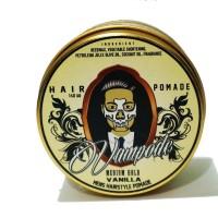 Jual Pomade VAMPODE Vanilla Lokal (Minyak Rambut Beeswax) Murah