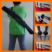 Paket Bokken Tsuba Mokko Gata dan Tas (Katana/pedang Kayu)