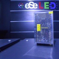 Power Supply indoor 24V DC 150W 6.5A - eseLED