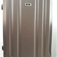 Grosir Koper Brown Coklat Hard Case Keras 24 inch 4 Roda