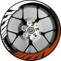 Decal Stiker Velg Yamaha NMAX Versi Lebar