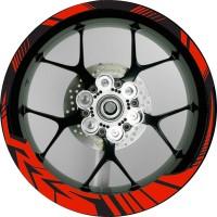Decal Stiker Velg Yamaha R25 Versi Lebar