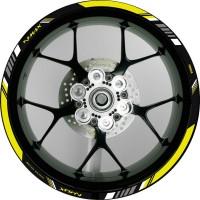 Decal Stiker Velg Yamaha NMAX Versi Standar racing