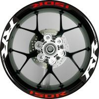 Decal Stiker Velg Honda CBR150R Versi Lebar