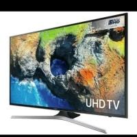 Samsung 4k uhd tv 50 inch  50MU6100 Free Soundbar Murah