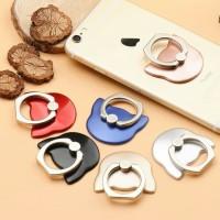 RING CAT / iRing / Ring Holder Kucing HP/TAB / Cat Ring Imut dan Lucu