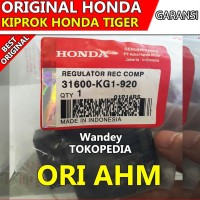 ORIGINAL Kiprok Honda Tiger I Regulator Orsinil Ori AHM
