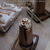 CHOCO HAZELNUT CHOLATTE POWDER
