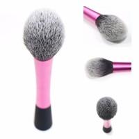 Blush Powder Blending Make Up Brush - Rose