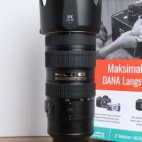 [PROMO] Nikon AFS 70-200mm f/2.8GII ED VR Nano @Gudang Kamera MLG
