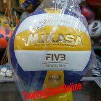 Bola Volley Mikasa MV2200 Super Gold Ori Japan