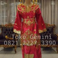Baju Adat Padang Minangkabau Dewasa