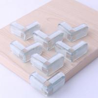 Silicone Bumper Pengaman Siku Sudut Meja pelindung