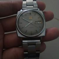 jam tangan clasik seiko autamatic anjing laut she lion tgl bulan