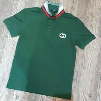Polo shirt logo gucci