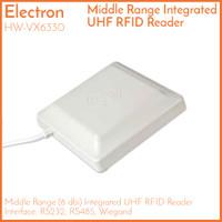 Middle Range (6 dBi) UHF RFID Integrated Reader - Electron HW-VX6330