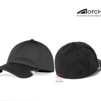 NOTCH CLASSIC FITTED HAT BLACK