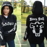 SWEATER BLACK BULL