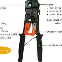 tang crimping tool proskit original asli 100%