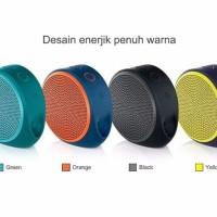Dijual Logitech X100 Mobile Wireless Bluetooth Speaker Portable