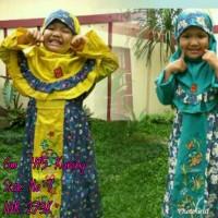 Keke Baju Anak Muslim GM 415 Kuning No7 Diskon / Sale / Obral 25%