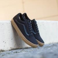 Sepatu Vans Old Grade Original Warna Hitam Coklat