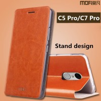 Samsung C5 Pro case Samsung Galaxy C7 Pro case cover leather back capa