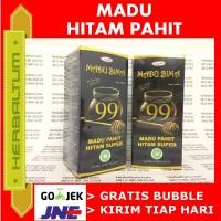 Madu Bima 99 > Madu Hitam Pahit Super (GRATIS BUBBLE WRAP)