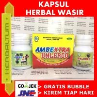 Ambextra Unlergo - Obat Wasir / Obat Ambeien Herbal