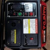Genset Bensin Gasoline Power Generator HANEDA skls MULT Diskon