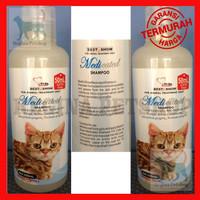 BIS Cat Shampoo Anti Jamur dan Bakteri Untuk Kucing Medicated Shampo