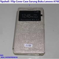 flipsell flip case cover sarung buku LENOVO A7000 PLUS A7010 A7000+