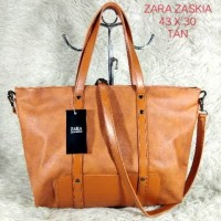 Terpopuler masa kini  Zara Zaskia Batam tas Batam bag import wanita