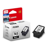 Cartridge Canon PG745 Black, Printer MG2470 MG2570 IP2870 Original