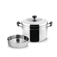 Steamer Cooking Pot 24 Cm