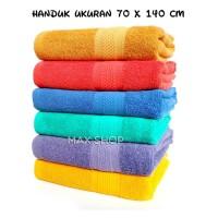 Best Seller Handuk Mutia 70x140 cm - Handuk Mandi Dewasa Polos -