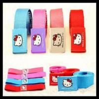 (Promo!!) Ikat Pinggang Anak Perempuan Import Hello Kitty ....