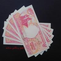 Rp 100 Rupiah 'PERAHU PINISI'