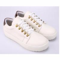 terbaru Sepatu kets putih wanita ori catenzo SL 017