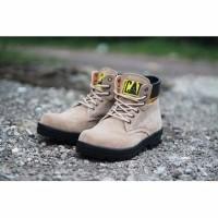 Sepatu Pria Safety Boots Made Indonesia
