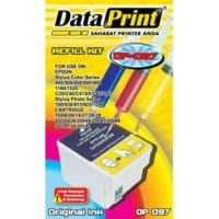 Data Print DP97 - Tinta Refil Printer Epson - Warna