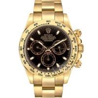 Jam Tangan Rolex Daytona Cosmograph Swiss Clone 1:1 Yellow Gold