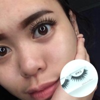Bulu Mata Palsu Handmade 474G ( Bulumata eyelashes fake lashes )