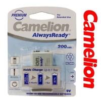 Camelion Battery kotak 9V rechargeable 200mAh