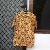 Jual Shirt / Kemeja Batik Keris Original Murah