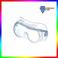 Safety Goggle Kacamata Pengaman Lab Xander XD-43 Pelindung