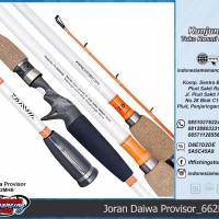 PREMIUM Joran Mancing Daiwa Provisor 662MHB Untuk mancing Galatama Ca