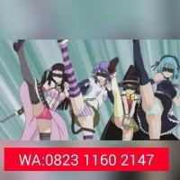 Harga jual dvd anime rosario to vampire   antitipu.com