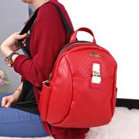 Tas Gucci Elsa Emboss Leather Backpack 4794